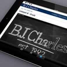 B.J. Charles / Video