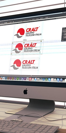 Cralt Telecom / Restyling Brand Identity
