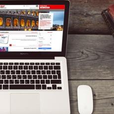 Cralt Telecom / Portale Web
