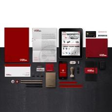 Facile Ufficio / Brand Identity