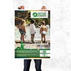 Nautilus Village / Poster