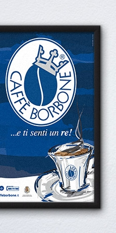 Caffe' Borbone / Adv Metropolitana Napoli