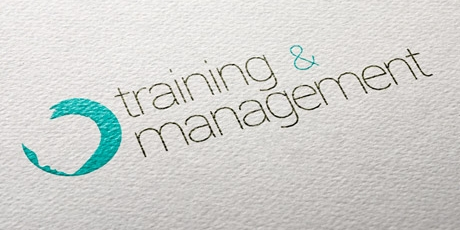 Training & Management / Logo