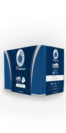 Caffe' Borbone / Packaging Capsule Respresso